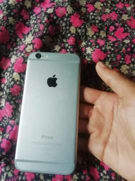 Iphone 6 32gb mint condition mobile 1.5 year old only mobile and cabl