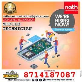 Hiring mobile Technician