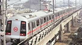 Jobs in Delhi Metro Station