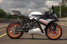 Brand new bike