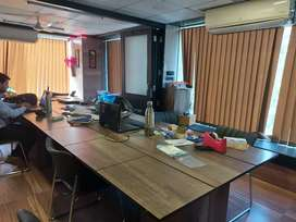 Fully Furnished office on rent located nr ring rd