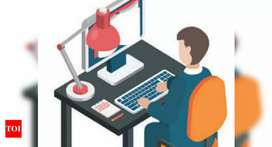 new online work gujrat workers need for online typing home job