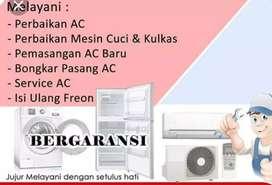 Pratama Tehnik servis ac/mesin cuci/kulkas