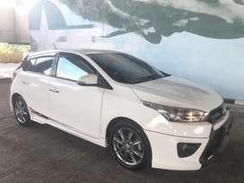 Toyota Yaris TRD Sportivo AT 2014
