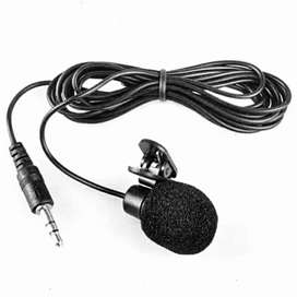 Mic Clip on stereo