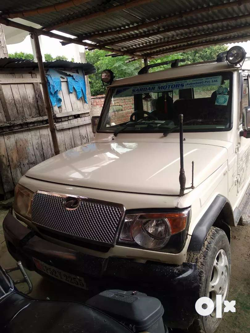 Mahindra Bolero 2013 Diesel Good Condition 0