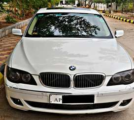 BMW 7 Series 2007 Diesel Well Maintained