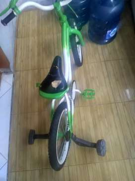 Sepeda anak ukuran 16