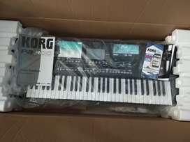 Keyboard Korg Pa 300 + Stand + Flashdisk