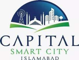 Top city-1 Size   10 Marla Plot for sell  All.dues clear 39 lac