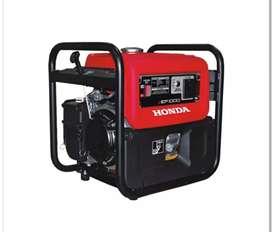 Honda 1000K generator for rent