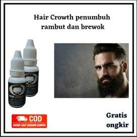 Hair crowth penumbuh rambut
