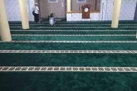 Pusat karpet masjid impor murah pasang Cirebon