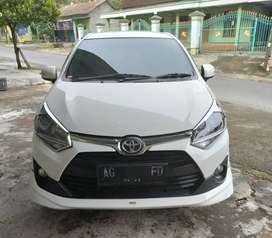 Toyota AGYA TRD 2018