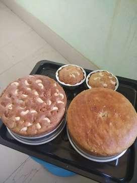 Healthy nd veg cake
