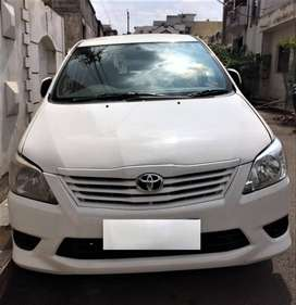 Innova White colour by owner