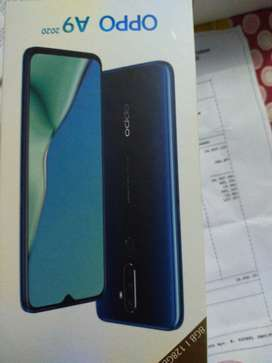 OPPO A9 2020 MOBILE FOR SALE
