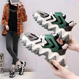 Sepatu Zig Zag Cewek