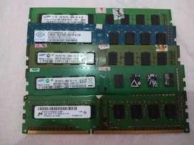 Obral RAM DDR3 2GB Komputer