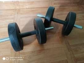 Dumbells 10 kg