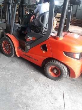 Jual forklift 3 tob manual