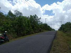 DIJUAL CEPAT tanah dekat lapas Belitung