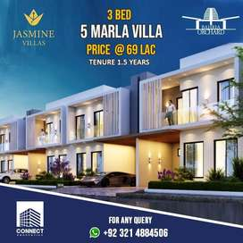 Jasmine Villas On Easy Installments