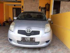 Toyota Yaris E  manual 2007