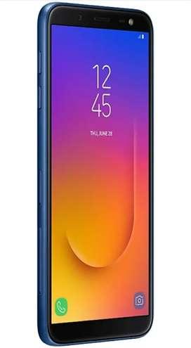 Samsung j6 infinite 4gb ram 64 gb internal okey condition