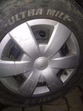 Innova wheel covar