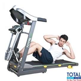 Treadmill Elektrik 2HP TL-288 - Total Health Gym Jakarta Selatan