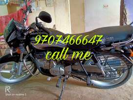 I sell my new bike