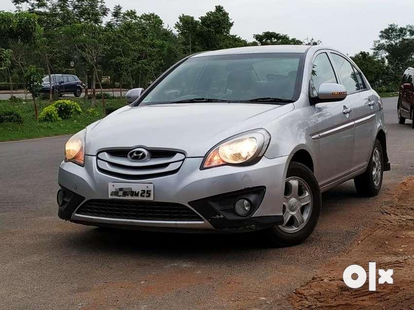 Hyundai Verna Transform 1.5 SX CRDI, 2010, Diesel 0