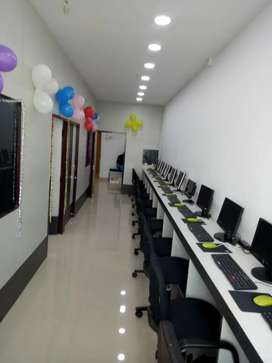 Fully furnished office space available in Rajarhat near (ASTRA TOWER)