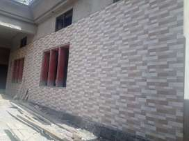 House land with 14 rooms.avalible for hostel or for school