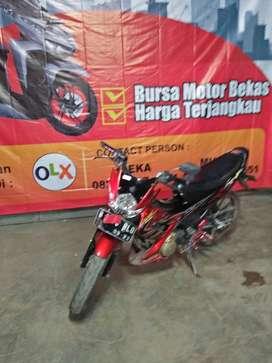 Kode ( No.44 ) NEW SUZUKI SATRIAFU Tahun 2012 (Raharja Motor)
