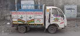 Tata ace damaged condition