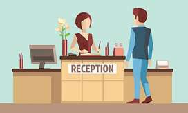 Receptionist, Tell Calling