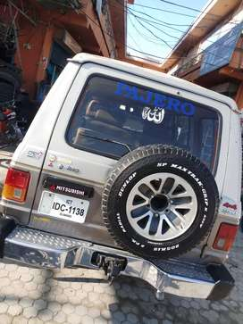 Mitsobishi jeep exeed for sale total geniune condition