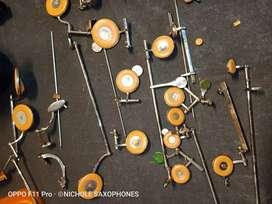 Saxophones clarinet soprano etc repairs sales and service