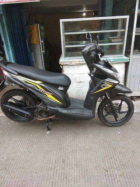 honda fi injeksion  th 2014