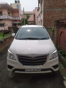 Very good condition private Innova car