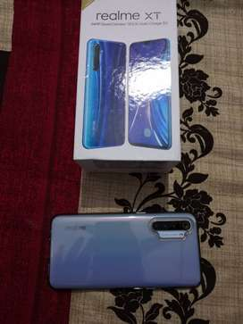 Realme XT 8GB/128 GB 10 Days used