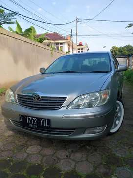 Toyota Camry G Manual 2003