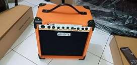 Amplifier 8 in bass news