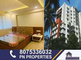 3 bhk luxury branded furnished flat for rent near aryidathupalam
