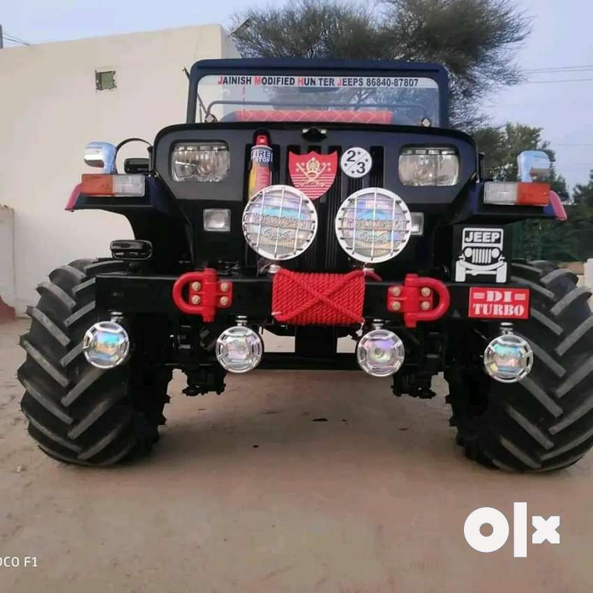 Modified Open Jeeps Willy's jeep Hunter Jeep 0