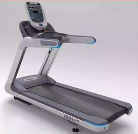 Promo treadmil elektrik commersial body kuat dan kokoh
