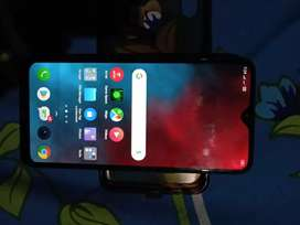 Realme 3 with 3gb ram and 32gb memory