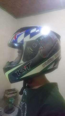Helm fullface Kyt r10